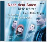 Nach dem Amen bete weiter, 1 MP3-CD