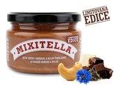 Mixit - Mixitella - Kešu s hořkou a bílou čokoládou + 24 druhů koření a bylin 250 g