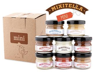 Mixit - Degustační sada MiniMixitell (8 ks) 200 g
