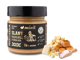 Mixit - Mixitella - Arašídy se slaným karamelem 250 g