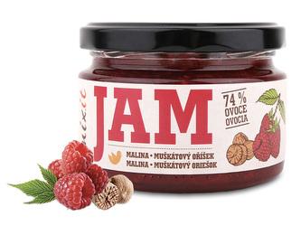 Mixit - Mixit Jam - Malina s muškátovým oříškem 220 g