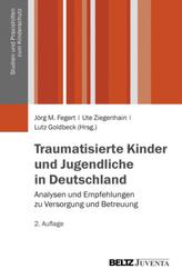 Traumatisierte Kinder und Jugendliche in Deutschland