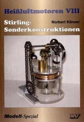 Stirling-Sonderkonstruktionen