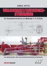 Walschaert/ Heusinger-Steuerung