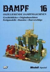 Oszillierende Dampfmaschinen