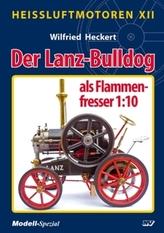 Der Lanz-Bulldog als Flammenfresser 1:10
