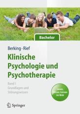 Klinische Psychologie und Psychotherapie. Bachelor. Bd.1