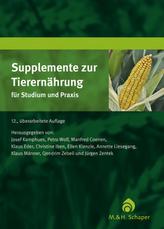 Supplemente zur Tierernährung