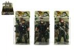 Voják figurka plast 10cm (1ks v krabičce)