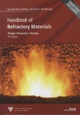 Handbook of Refractory Materials, w. DVD-ROM. Taschenbuch Feuerfeste Werkstoffe, engl. Ausg.