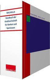 Handbuch der Kreditwirtschaft für Banken und Sparkassen, 2 Ordner (Pflichtabnahme)