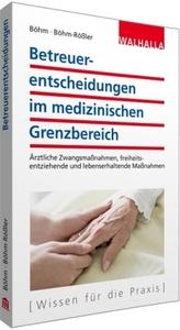 Betreuerentscheidungen im medizinischen Grenzbereich