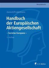 Handbuch der Europäischen Aktiengesellschaft - Societas Europaea
