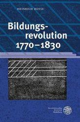Bildungsrevolution 1770-1830
