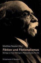 Fiktion und Fiktionalismus