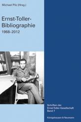 Ernst-Toller-Bibliographie