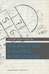 Spielräume & Raumspiele in der Literatur