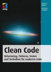 Clean Code, deutsche Ausgabe