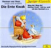 Die Ente Kwak, 1 Audio-CD