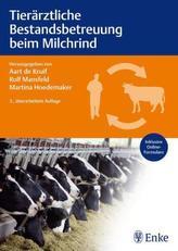 Tierärztliche Bestandsbetreuung beim Milchrind