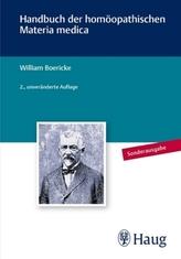 Handbuch der homöopathischen Materia medica, Sonderausgabe