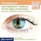 Sichtweisen. Feldenkrais Lektionen für die Augen und das Sehen, Audio-CD