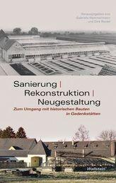 Sanierung - Rekonstruktion - Neugestaltung