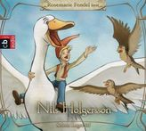 Nils Holgersson, 6 Audio-CDs