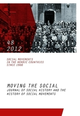 Social Movements in the Nordic Countries since 1900