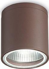 Venkovní stropní svítidlo Gun PL1 coffee 163666 IP44