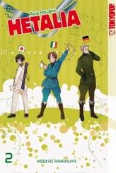 Hetalia - Axis Powers. Bd.2