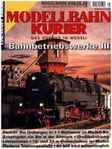 Bahnbetriebswerke. Tl.3