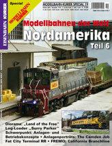 Modellbahnen der Welt- Nordamerika. Tl.6