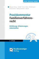 Das Familienverfahrensrecht - FamFG, Kommentar