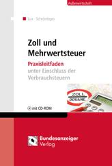 Zoll und Mehrwertsteuer, m. CD-ROM