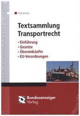 Textsammlung Transportrecht