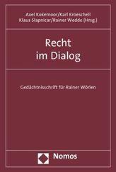 Recht im Dialog