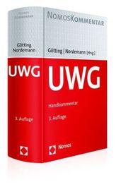 UWG, Kommentar