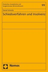 Schiedsverfahren und Insolvenz