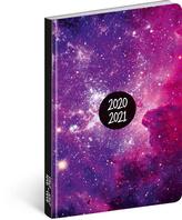 18měsíční diář Petito – Galaxy 2020/2021