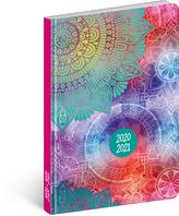 18měsíční diář Petito – Mandala 2020/2021