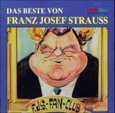 Das Beste von Franz Josef Strauß, 1 CD-Audio