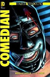 Before Watchmen - Comedian