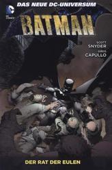 Batman - Der Rat der Eulen. Bd.1