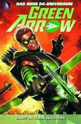 Green Arrow - Kampf um Queen Industries