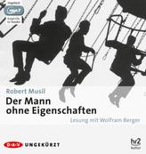 Der Mann ohne Eigenschaften, 4 MP3-CDs