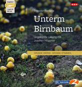 Unterm Birnbaum, 1 MP3-CD