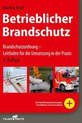 Betrieblicher Brandschutz, m. CD-ROM