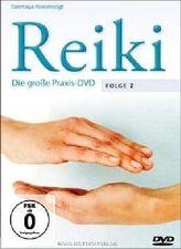 Reiki - Die große Praxis-DVD, 1 DVD. Folge.2