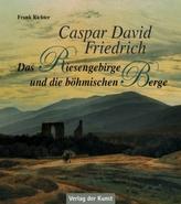 Caspar David Friedrich, Das Riesengebirge und die böhmischen Berge